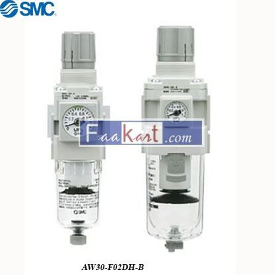 "Picture of ""AW30-F02DH-B "" Filter Regulator"