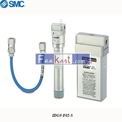 Picture of IDG5-F02-S  Pneumatic Air Dryer
