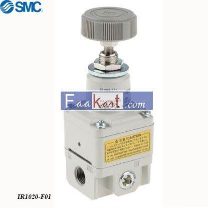 Picture of IR1020-F01  Precision Regulator