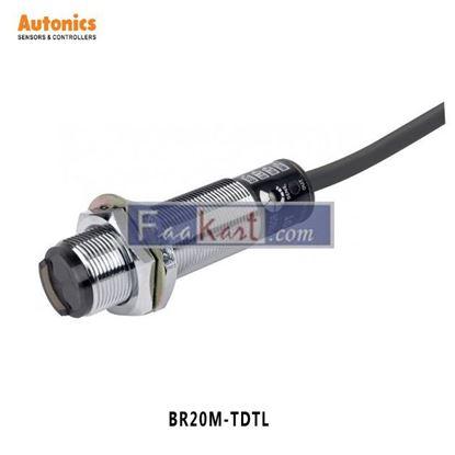 Picture of BR20M-TDTL Autonics Photoelectric Sensor