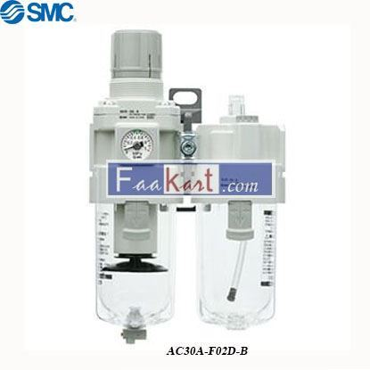 Picture of AC30A-F02D-B  Assembly, Automatic Drain, 5μm Filtration