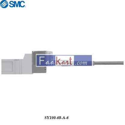 Picture of SY100-68-A-6  Connector,cable