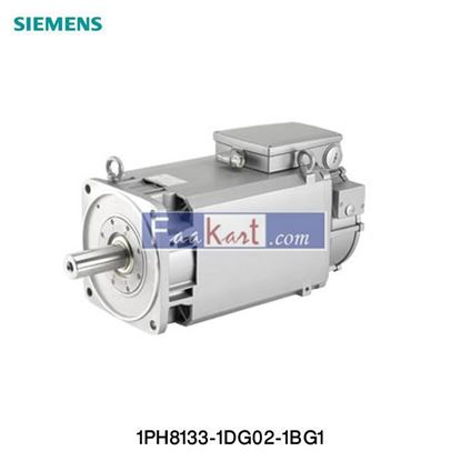 Picture of 1PH8133-1DG02-1BG1 SIEMENS MOTOR P/N. 20KW