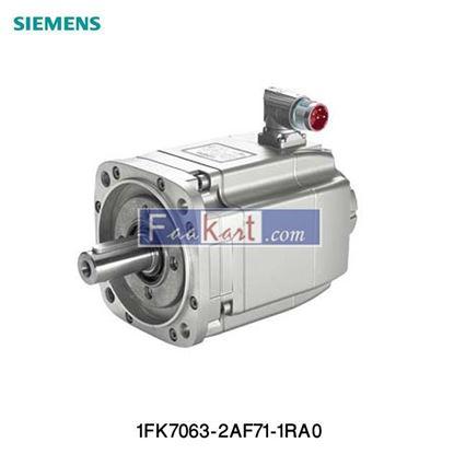 Picture of 1FK7063-2AF71-1RA0 SIEMENS MOTOR P/N. 2.29KW
