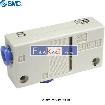 Picture of ZH05DSA-06-06-06  Vacuum Ejector