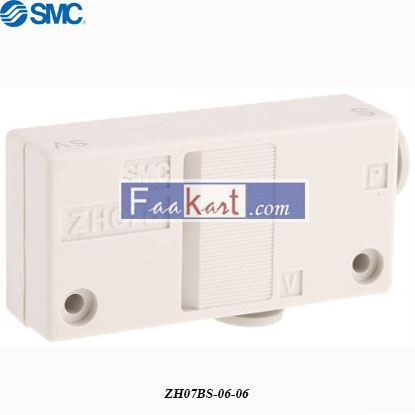 Picture of ZH07BS-06-06   Vacuum Ejector
