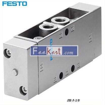 Picture of JH-5-1/8  Festo Pneumatic Control Valve