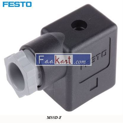 Picture of MSSD-F  Festo Pneumatic Solenoid Coil Connector