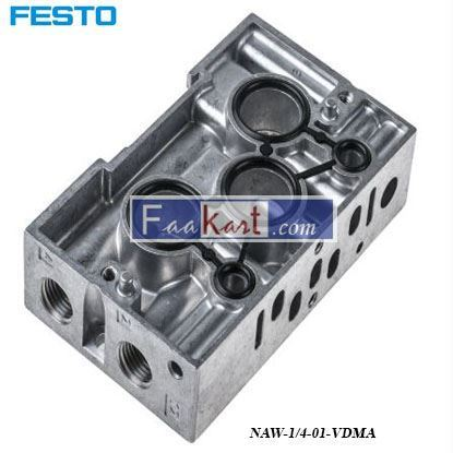 Picture of NAW-1 4-01-VDMA  FESTO   Sub Base