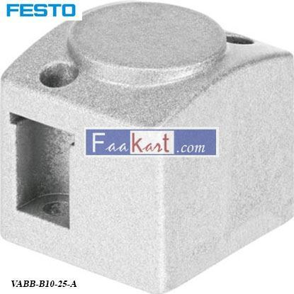 Picture of VABB-B10-25-A  FESTO   Blanking Plate