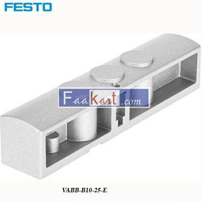 Picture of VABB-B10-25-E  FESTO   Blanking Plate