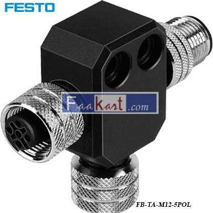 Picture of FB-TA-M12-5POL  Festo Connector