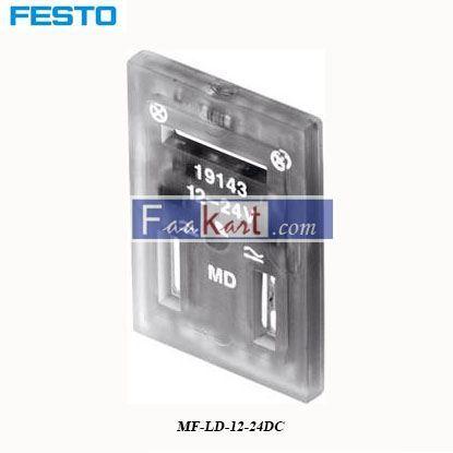 Picture of MF-LD-12-24DC  FESTO illuminating seal