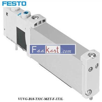 Picture of VUVG-B18-T32C-MZT-F-1T1L  FESTO  Pneumatic Control Valve