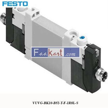 Picture of VUVG-BK10-B52-T-F-1R8L-S  FESTO  Pneumatic Control Valve
