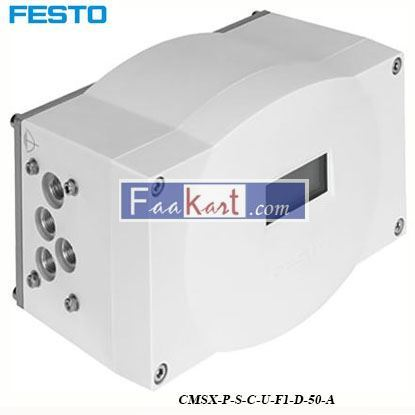 Picture of CMSX-P-S-C-U-F1-D-50-A  FESTO    Positioner