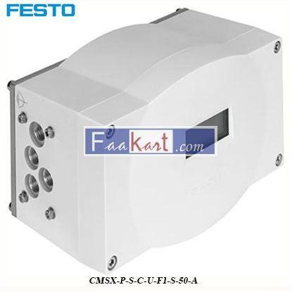 Picture of CMSX-P-S-C-U-F1-S-50-A  FESTO Positioner