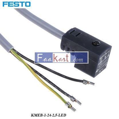 Picture of KMEB-1-24-2,5-LED  FESTO Solenoid Coil Valves