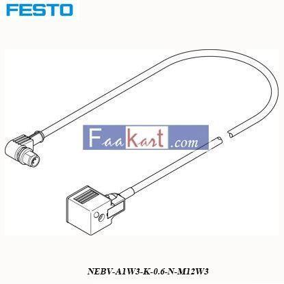 Picture of NEBV-A1W3-K-0  FESTO  protective