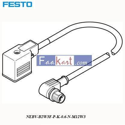 Picture of NEBV-B2W3F-P-K-0  FESTO protective