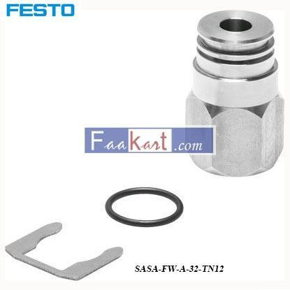 Picture of SASA-FW-A-32-TN12  FESTO  Controller Fitting Kit