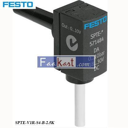 Picture of SPTE-V1R-S4-B-2  FESTO pressure transmitter