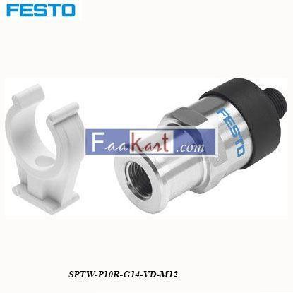 Picture of SPTW-P10R-G14-VD-M12  Festo Pneumatic Sensor