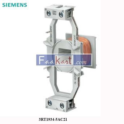 Picture of 3RT1934-5AC21 Siemens Magnet coil for contactors SIRIUS