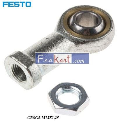 Picture of CRSGS-M12X1,25  NewFesto Rod Clevis