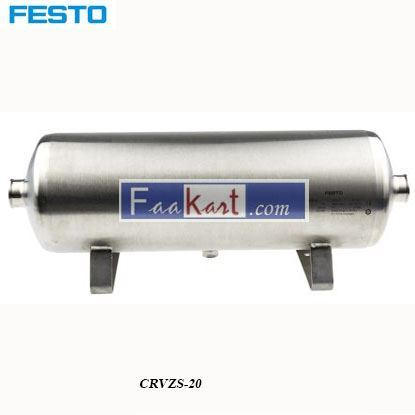 Picture of CRVZS-20  Festo Air Reservoir