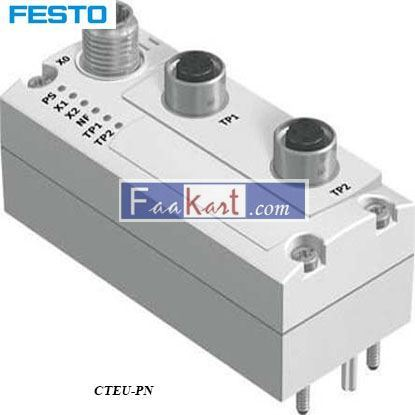 Picture of CTEU-PN  festo  Fieldbus Module