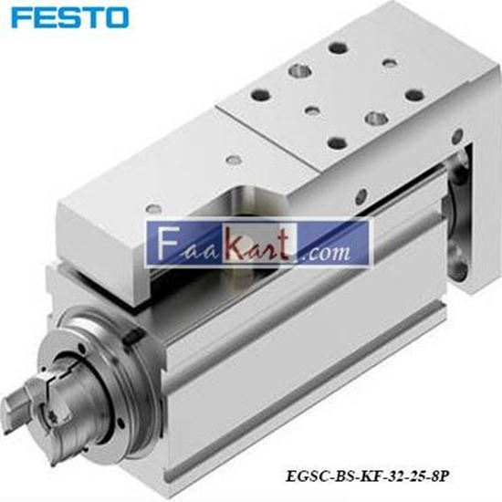 Picture of EGSC-BS-KF-32-25-8P  NewFesto Electric Linear Actuator