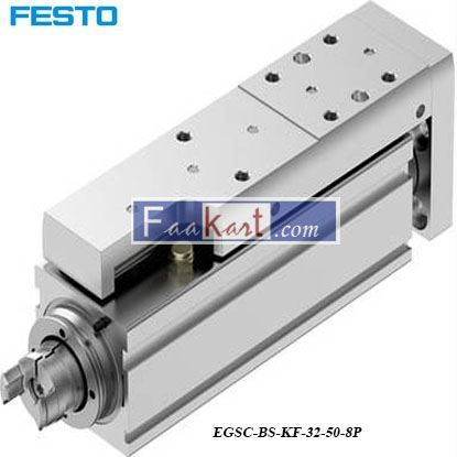 Picture of EGSC-BS-KF-32-50-8P  NewFesto Electric Linear Actuator