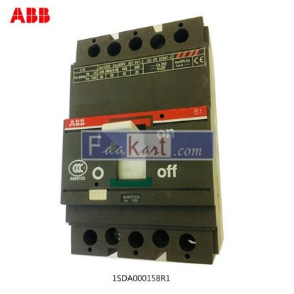 Picture of 1SDA000158R1 ABB ISOMAX Moulded Case Circuit Breaker