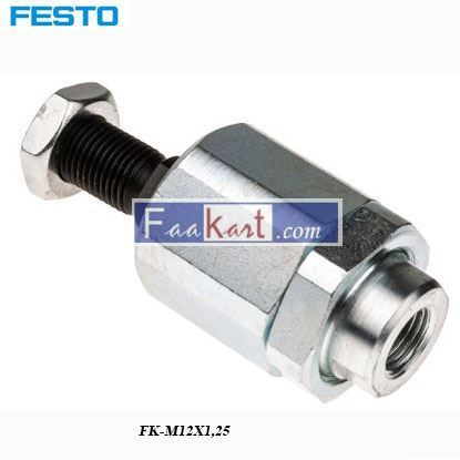 Picture of FK-M12X1,25  Self-aligning Floating Joint
