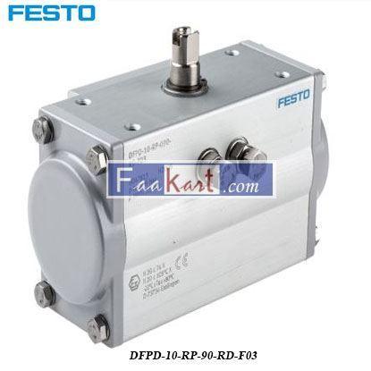 Picture of DFPD-10-RP-90-RD-F03  Festo Pneumatic Valve Actuator