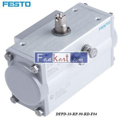 Picture of DFPD-10-RP-90-RD-F04  Festo Pneumatic Valve Actuator