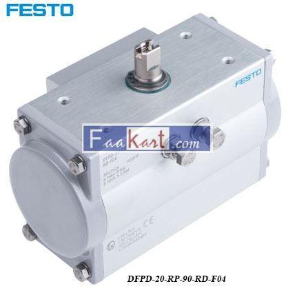 Picture of DFPD-20-RP-90-RD-F04  Festo Pneumatic Valve Actuator