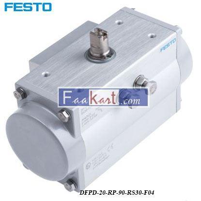 Picture of DFPD-20-RP-90-RS30-F04  Festo Pneumatic Valve Actuator
