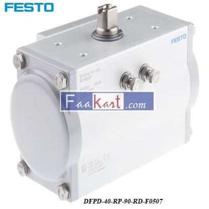 Picture of DFPD-40-RP-90-RD-F0507  Festo Pneumatic Valve Actuator