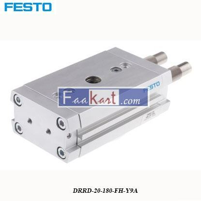 Picture of DRRD-20-180-FH-Y9A  Festo Rotary Actuator