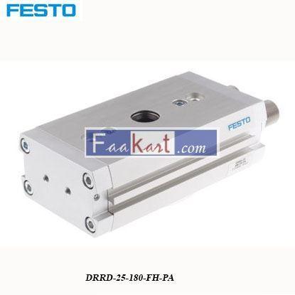 Picture of DRRD-25-180-FH-PA Festo Rotary Actuator