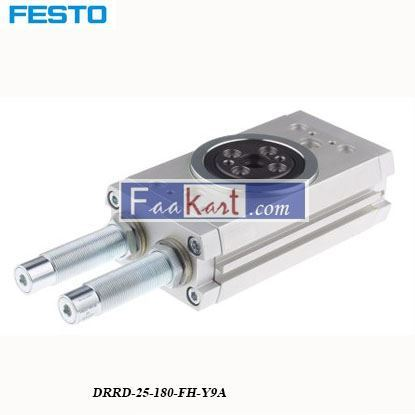 Picture of DRRD-25-180-FH-Y9A  Festo Rotary Actuator