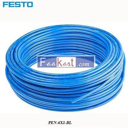 Picture of PEN-6X1-BL  Festo Air Hose Blue
