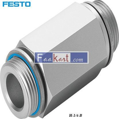 Picture of H-1 4-B  FESTO Pneumatic Drain
