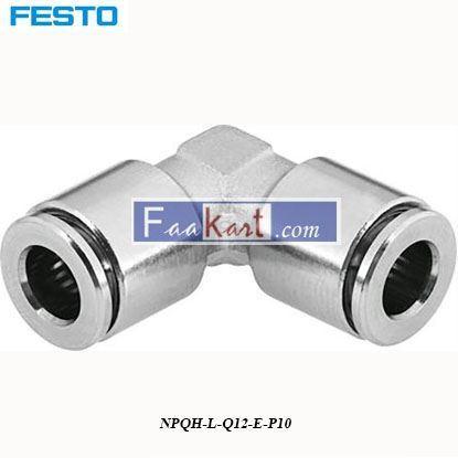 Picture of NPQH-L-Q12-E-P10 Festo Pneumatic Elbow Tube