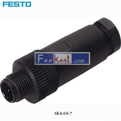 Picture of SEA-GS-7  Festo Adapter