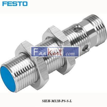 Picture of SIEH-M12B-PS-S-L  FESTO  Inductive Sensor