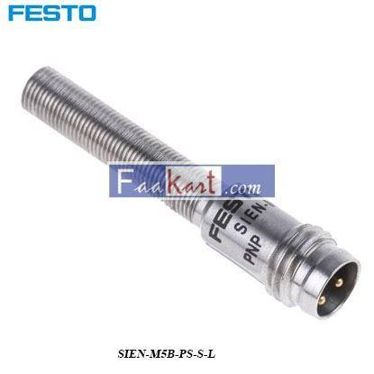 Picture of SIEN-M5B-PS-S-L  FESTO  Inductive Sensor
