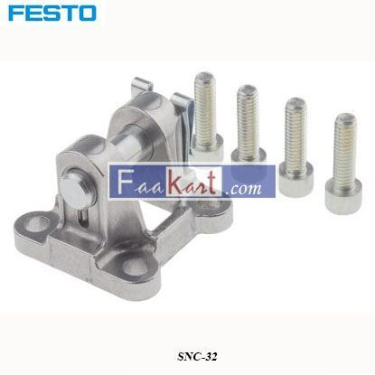 Picture of SNC-32  FESTO Aluminium Swivel Flange